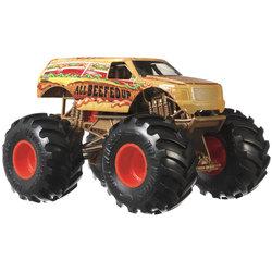 Hot Wheels-Monster Trucks All Beefed Up
