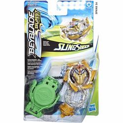 Toupie Beyblade Starter Pack Sphinx S4 - Beyblade Burst Turbo Slingshock