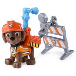 Pat'Patrouille-Figurine sac à dos Ultimate Rescue construction Zuma