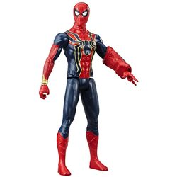 Avengers Infinity War-Figurine Titan Iron Spider 30 cm