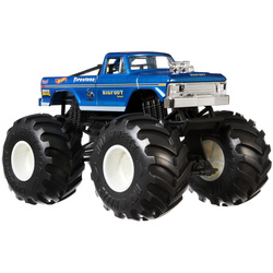 Hot Wheels-Monster Trucks Bigfoot 1/24 ème