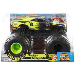 Hot Wheels-Monster Trucks Dodge Charger 1/24 ème