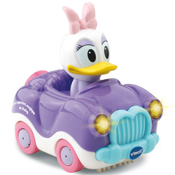 Voiture Cabriolet Magique Daisy Tut Tut Bolides - Disney
