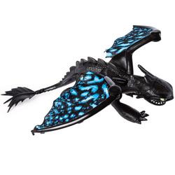 Dragons 3-Figurine deluxe Krokmou
