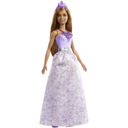 Barbie-Princesse Dreamtopia Châtain