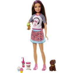 Barbie-Coffret Skipper et son chiot