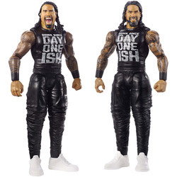 WWE-Coffret de 2 figurines de catch Jey et Jimmy Uso 15 cm