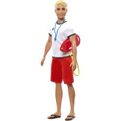 Barbie-Poupée Ken maître nageur