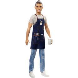 Barbie-Poupée Ken serveur