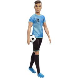 Barbie-Poupée Ken Footballeur