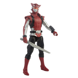 Power Rangers Beast Morphers-Figurine Cybervillain 30 cm