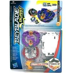 Toupie Beyblade Burst Turbo Asteroid Zeutron