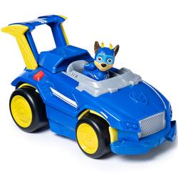Super Pat'Patrouille - Véhicule transformable et figurine Mighty Pups de Chase