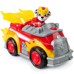Super Pat'Patrouille - Véhicule deluxe et figurine Mighty Pups Marcus