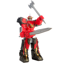 Power Rangers Beast Morphers - Figurine Megazord Rouge 30 cm