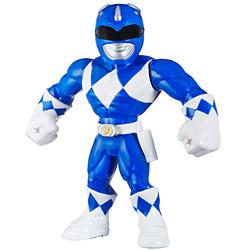 Figurine Mega Mighties Force bleue 25 cm - Power Rangers
