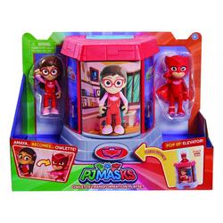 Chambre de transformation et figurine Bibou - Pyjamasques