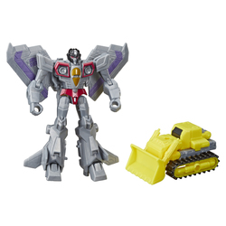 Figurine combinable Starscream 15 cm - Transformers Cyberverse