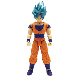 Figurine géante Super Saiyan Blue Goku Dragon Ball Super