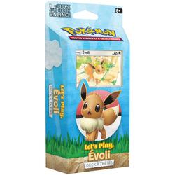 Pokémon Deck Let's Play Evoli