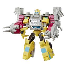 Figurine Transformers combinable Bumblebee 20 cm