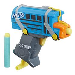 Pistolet Nerf Fortnite Microshots - Micro Battle Bus