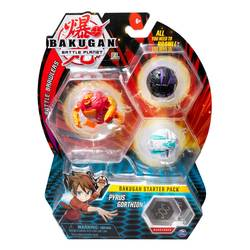 Bakugan Battle Planet starter pack Pyrus Gorthion
