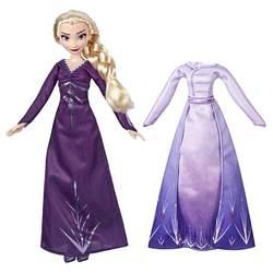 Poupée Elsa Style d'Arendelle Disney La Reine des Neiges 2