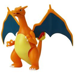 Pokémon - Figurine à fonctions Dracaufeu 12 cm