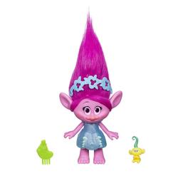 Figurine Troll 22cm Poppy et Bebe