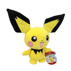 Peluche Pokémon Pichu 20 cm