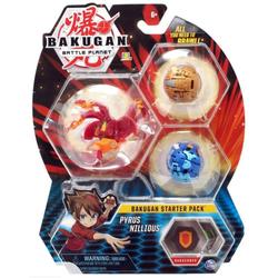 Bakugan Battle Planet - Starter pack Pyrus Nillious
