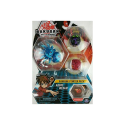 Bakugan Battle Planet - Starter pack Aquos Webam