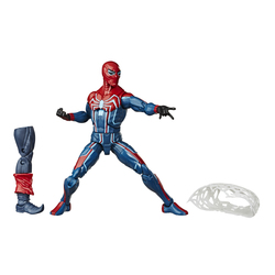 "HASBRO MARVEL LEGENDS 6/"" Spiderman Far from Home Molten Homme construire une figure 100/%"