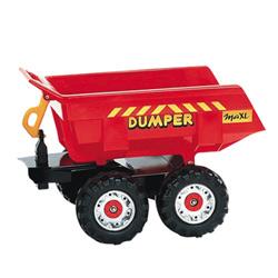 Remorque Dumper Maxi 4 roues
