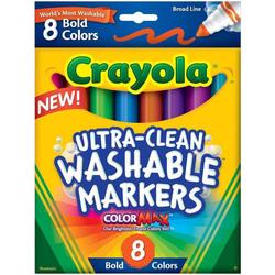8 feutres à colorier lavables