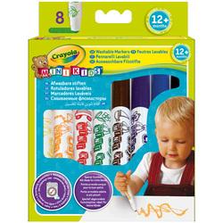 8 Feutres Babies Mini Kid