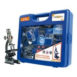 Valisette microscope et accessoires
