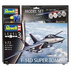 Maquette avion F-14D Super Tomcat