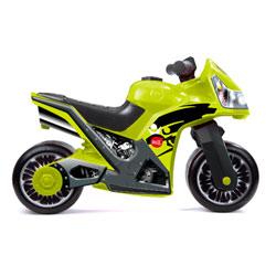 Porteur moto de course
