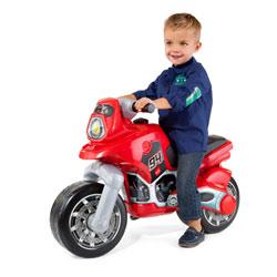 Porteur moto trail