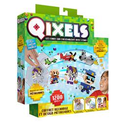 KIt Qixels design métallique