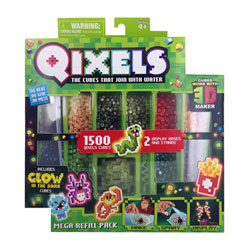 Mega recharge Qixels
