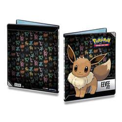 Cahier range-cartes Pokémon Evoli