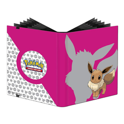 Pokemon-Cahier range cartes Evoli