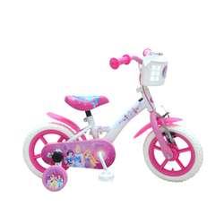 Vélo 12 pouces Disney Princesses