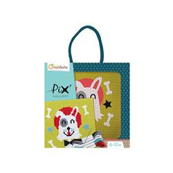Pix Gallery point de croix chien