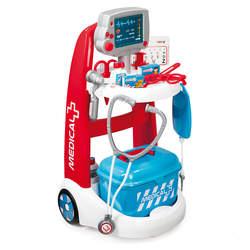 Chariot médical electronique - + accessoires inclus