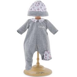 Pyjama panda party poupon 36 cm
