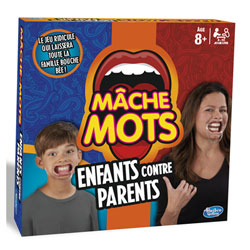 Mâche-Mots Enfants Contre Parents